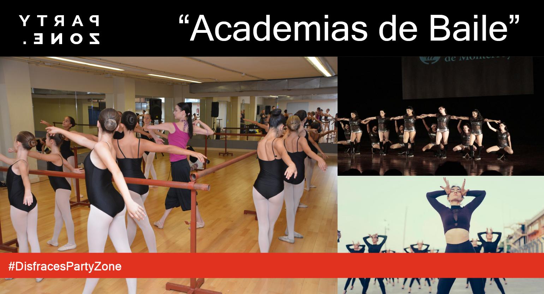 Disfraces para Academia de Baile