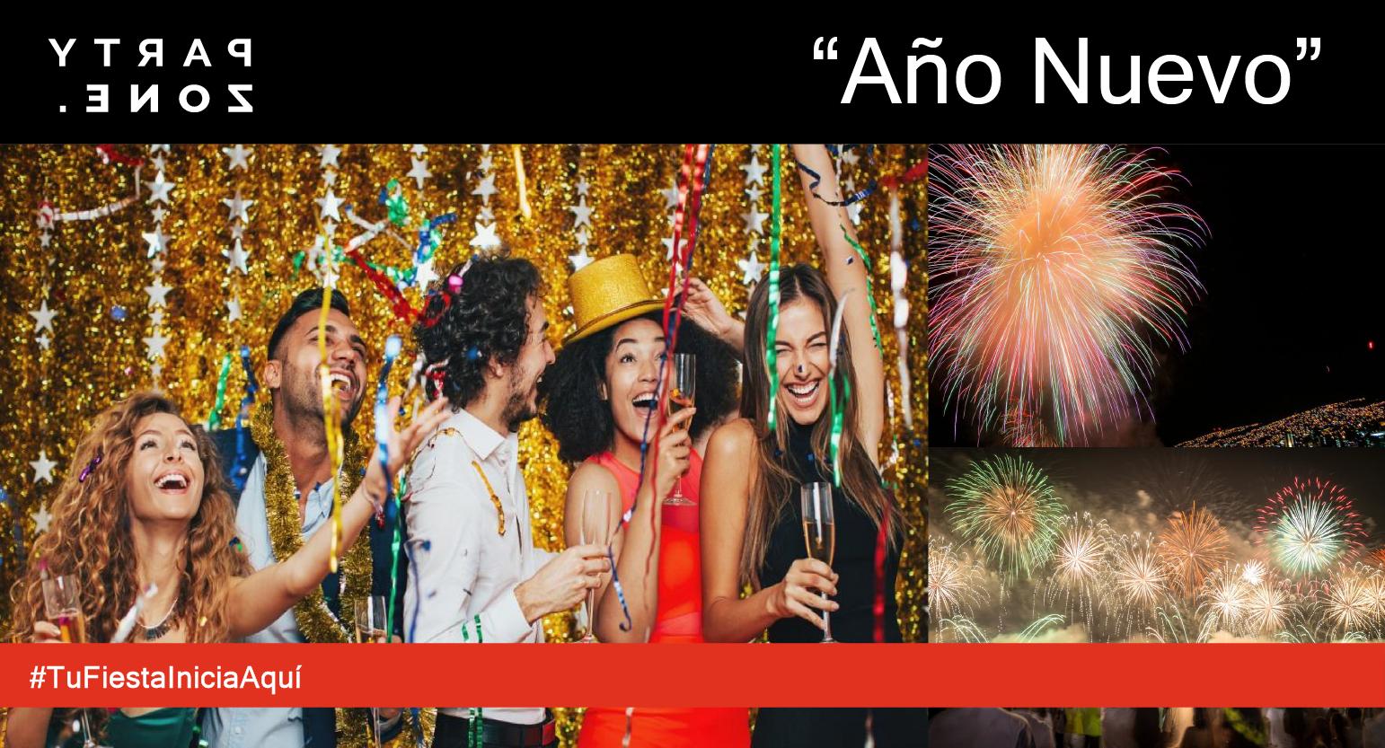Disfraces Año Nuevo