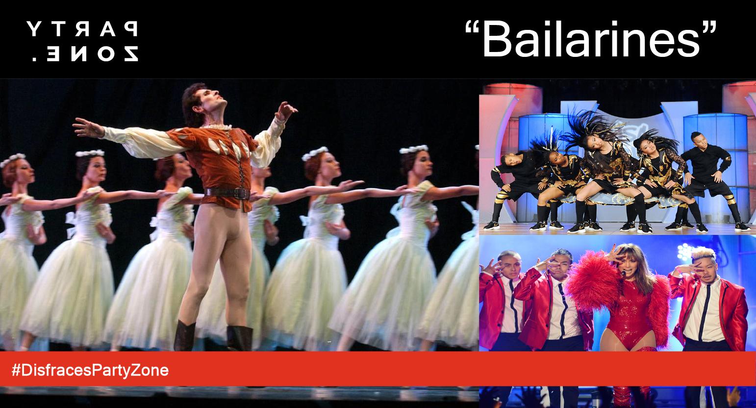 Disfraces Para Bailarines