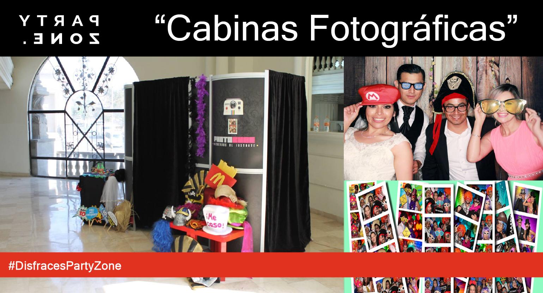 Disfraces para Cabinas Fotográficas