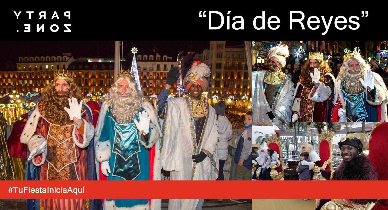 Disfraces Día de reyes