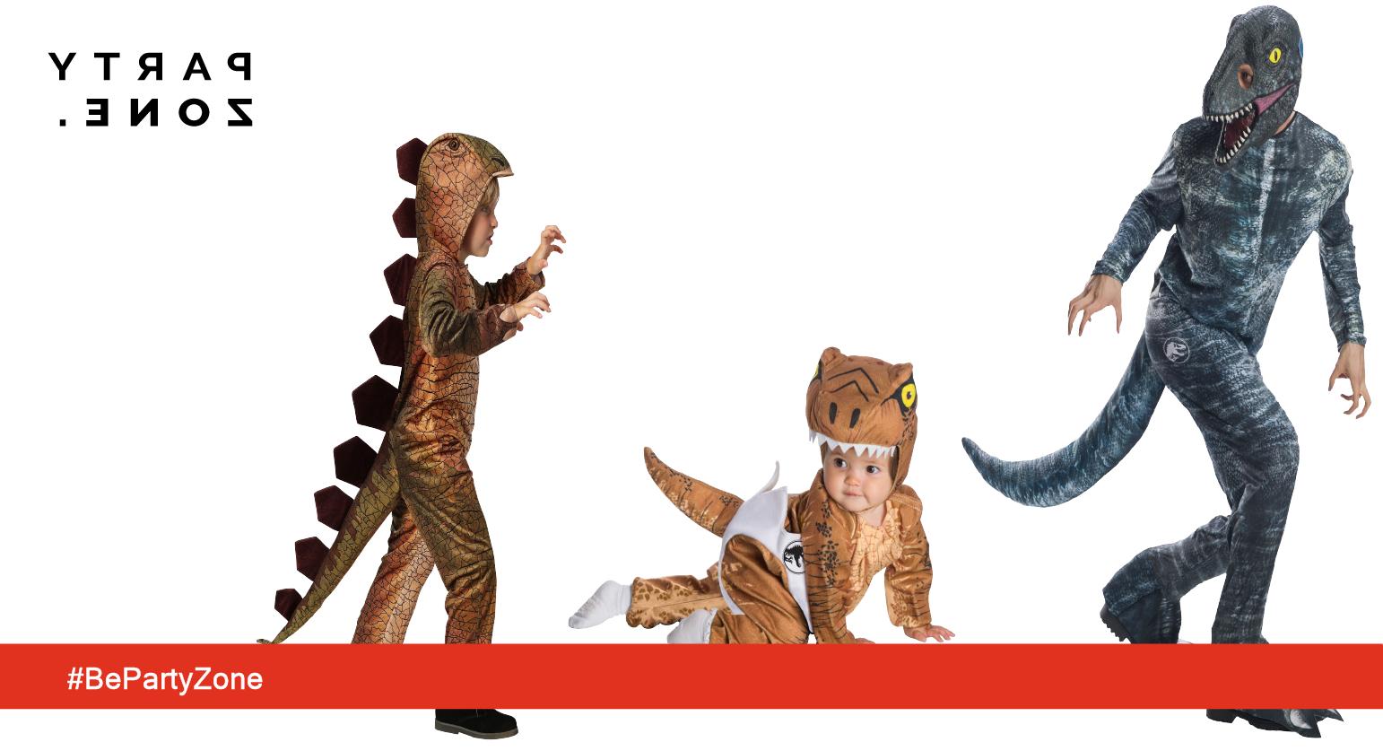 Disfraces de Dinosaurio