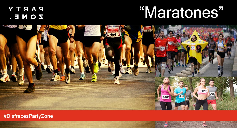 Disfraces para Maratones
