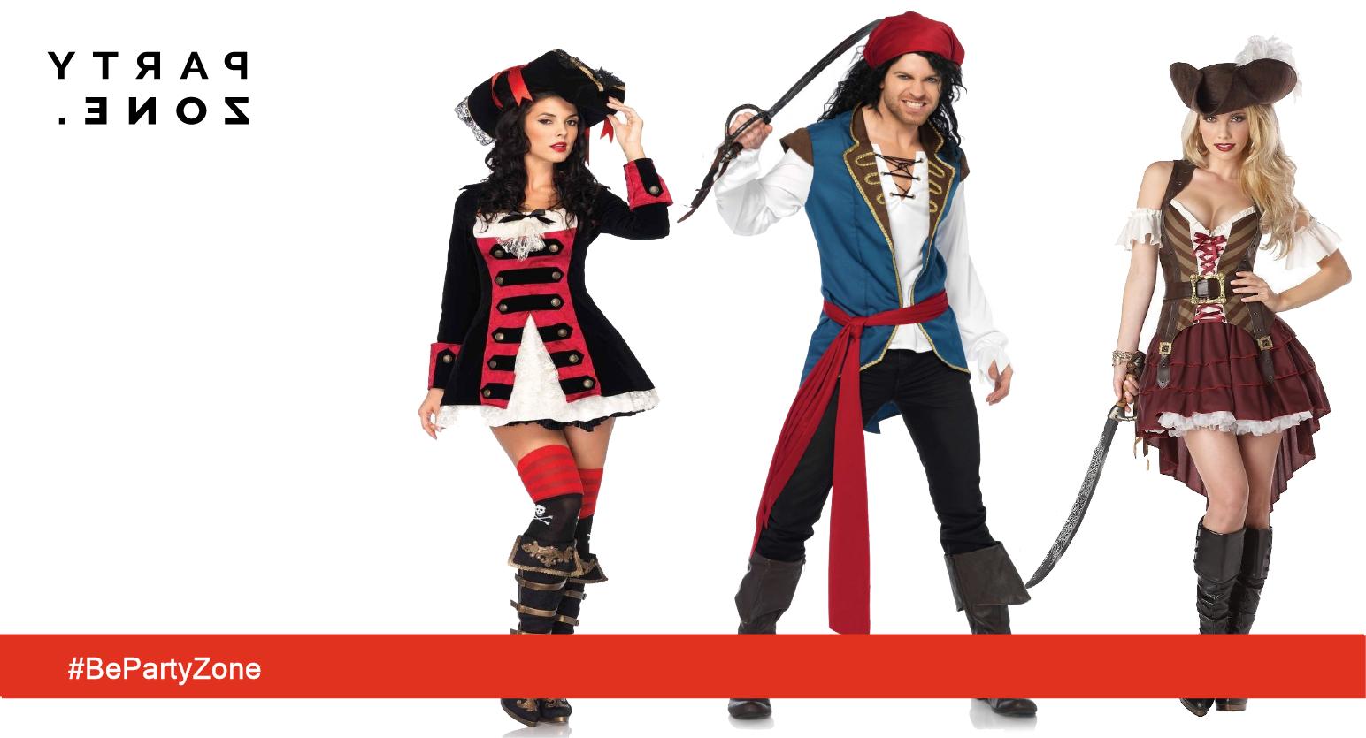 Disfraces de Pirata