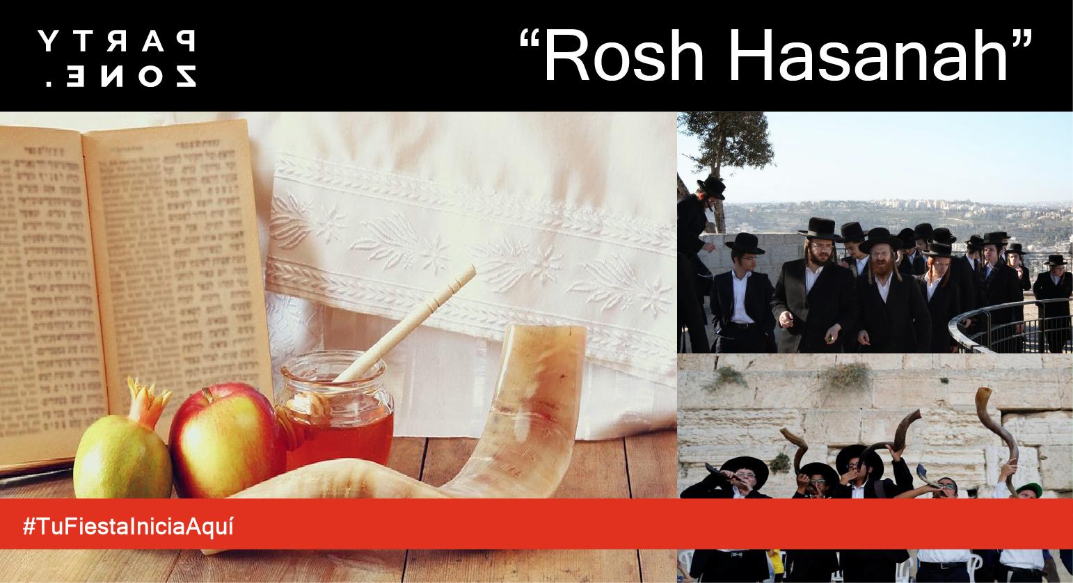 Disfraces Rosh Hasanah